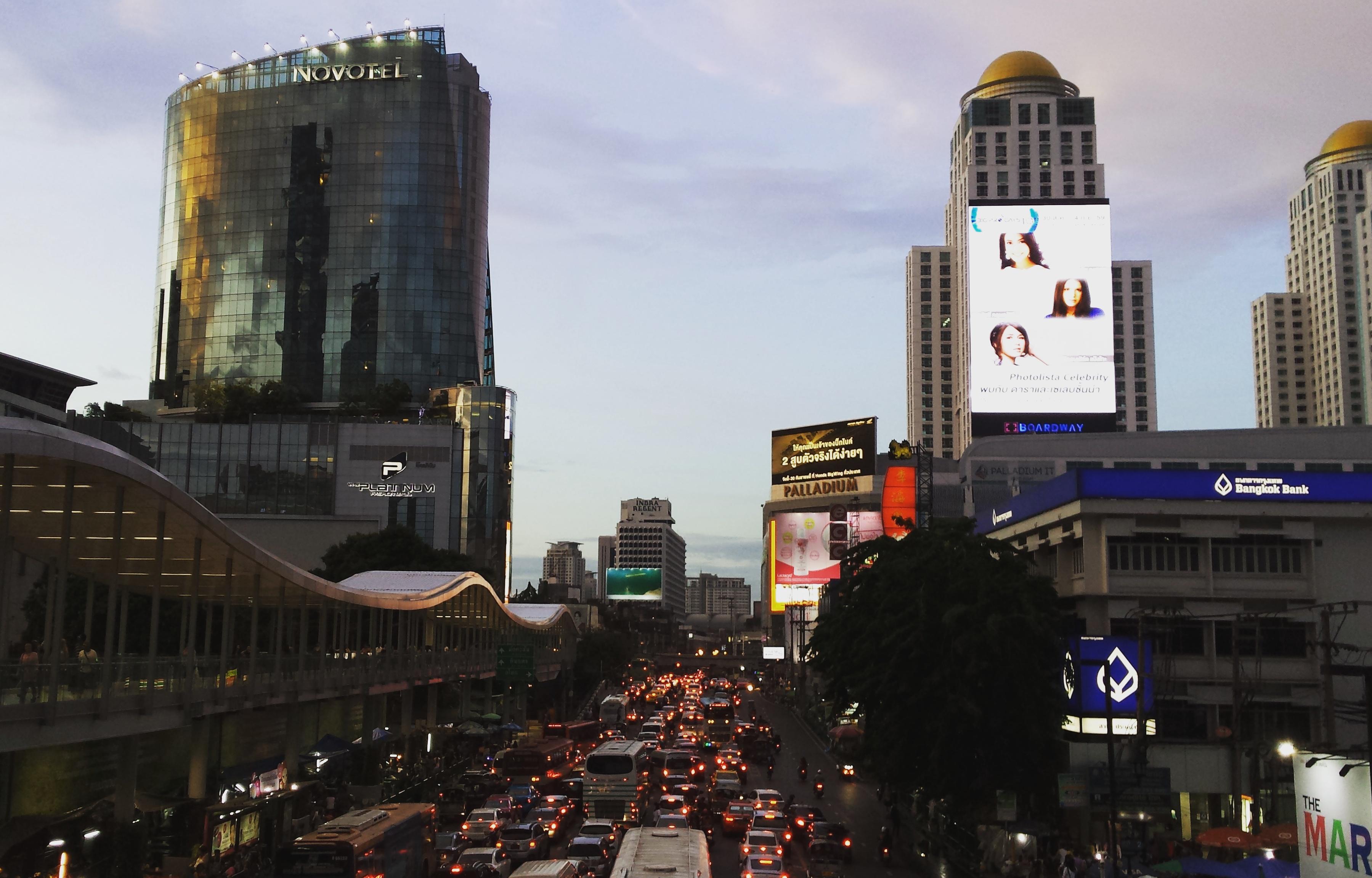 旅人を魅了し続ける街バンコクの魅力