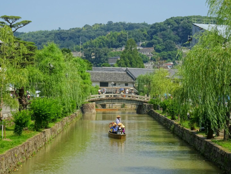 【2018年7月20日時点】倉敷市美観地区はいつも通り観光できます!