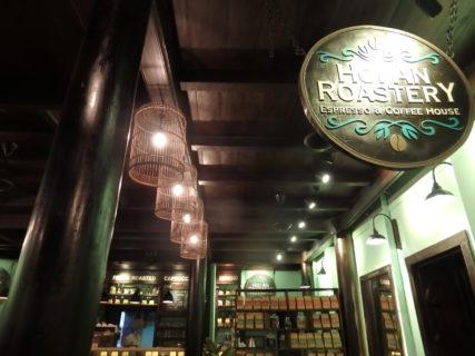 ランタンの町ホイアンでカフェといえば「Hoi An Roastery」