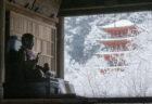 『花の御寺』は冬でも美しい! 雪の奈良・長谷寺を満喫してきた